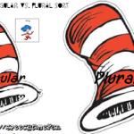 Dr. Seuss Singular vs Plural Sort