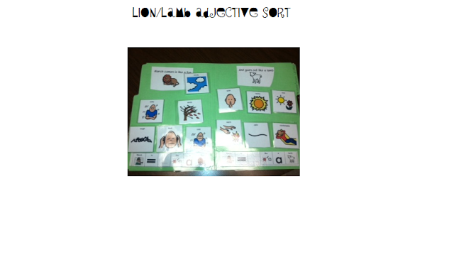 Two New March File Folder Activities