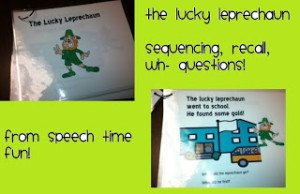The Lucky Leprechaun