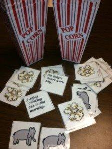 Popcorn Synonyms