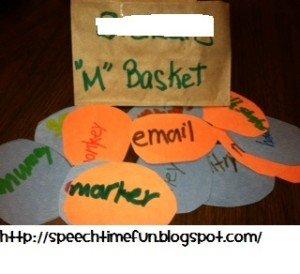 Easter Artic Baskets