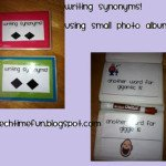 Pinterest Inspired Synonyms Activity