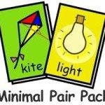 Minimal Pair Pack App!
