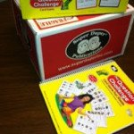 "Super Duper's ""The Question Challenge Card Game"" & Fun Sheets Book"