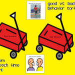 Summer Good vs Bad Behavior Sort