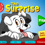 """You're The Story Teller: The Surprise"" App!"