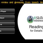 eSkills Minimod: Reading for Details