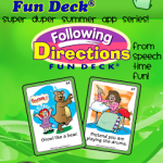 Following Directions Fun Deck App!