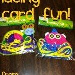 Lacing Card Fun!