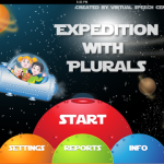 Introducing: Expedition with plurals App!