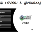 Minimod Verbs App Review & Giveaway!