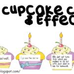 Cupcake Cause & Effect