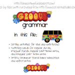 Groovy Grammar