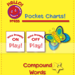 Pocket Chart Apps by Good Neighbor Press, Inc! Review & Giveaway!