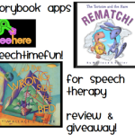 Storybook Apps for Speech: Part 2