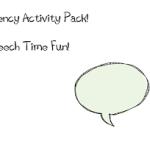 Fluency Pack!!