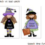 Good Witch vs Bad Witch!