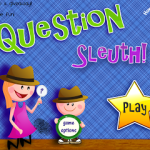 Introducing: Question Sleuth App!  Review & Giveaway!