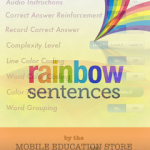 Introducing, Rainbow Sentences App