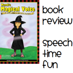 Wendi's Magical Voice, book review