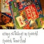 Using Catalogs In Speech!