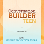 Conversation Builder TEEN review and giveaway!