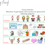 My Holiday Story – Writing/Telling Guide