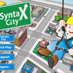 Introducing, Syntax City app!