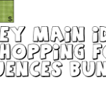 Money Main Ideas & Shopping for Sequences!
