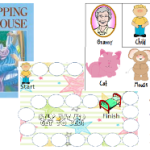 The Napping House: Companion Activity Pack!