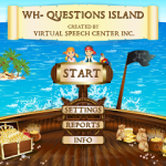 WH-Questions Island App Review!
