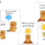 Groundhog's Day Word Fun!