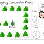 The Grouchy Ladybug Companion Pack!
