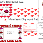 Valentine's Day Word Fun!