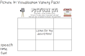 Picture it! Visualization Variety Pack!