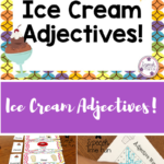 Ice Cream Adjectives!