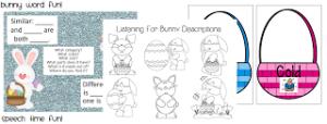 Bunny Word Fun!