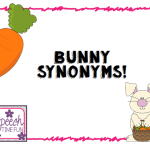 Bunny Synonyms! ((Freebie))