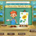 Introducing, Describe with Art! ((App Review))