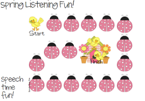 Spring Listening Fun!