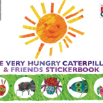 Eric Carle Sticker Book App Review & Giveaway!