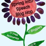 Spring Into Speech Blog Hop