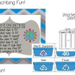 Earth Day Describing Fun!
