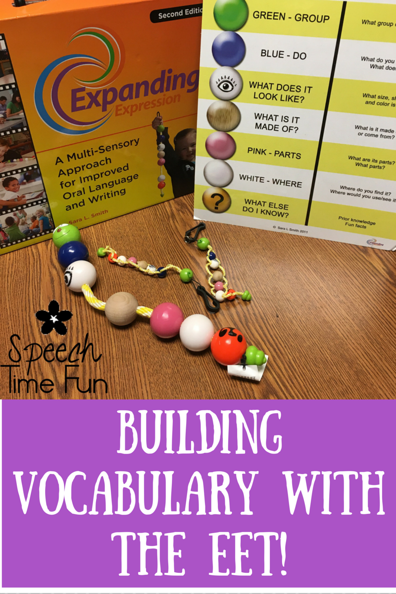 Workbooks vocabulary building worksheets high school : Building Vocabulary with EET!