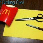 DIY Drilling Fries!