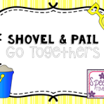 BHSM: Shovel & Pail Go Togethers! ((FREEBIE!!)) & giveaway!