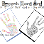 BSHM: Speech Word Art!! ((FREEBIE))!! & giveaway!!