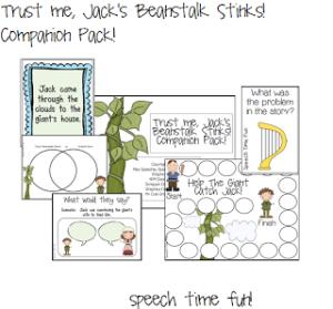 Trust me, Jack's Beanstalk Stinks! Companion Pack!