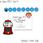 Bubble Gum EET Sort!! ((and giveaway!!))