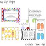 Main Idea Flip Flops!